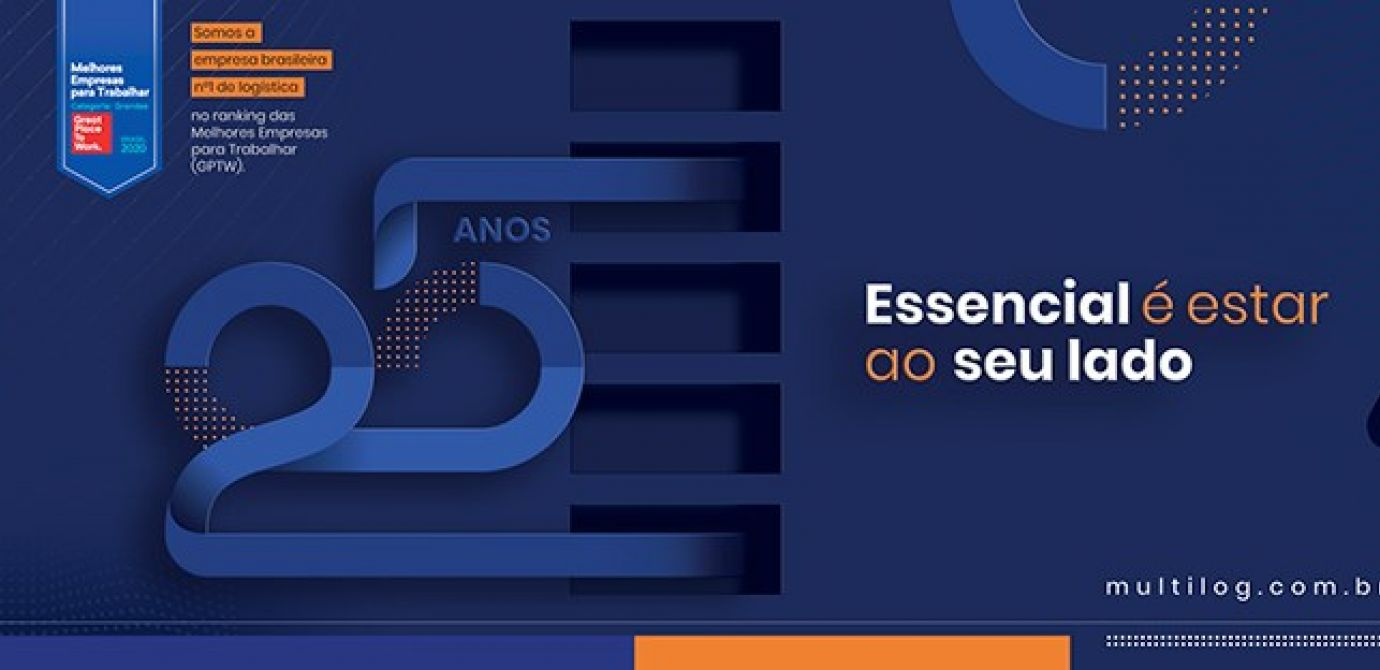 Multilog turns 25 this month with the goal of increasing sales by 1 billion reais by 2025