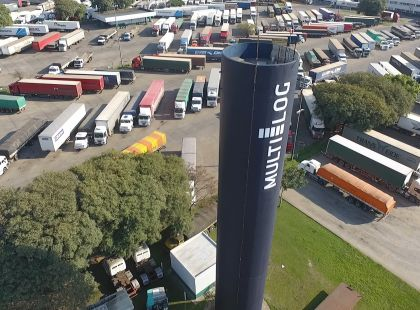 Health care unit for truck drivers in Porto Seco de Uruguaiana  completes one year helping to fight the pandemic
