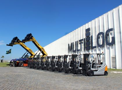 Multilog invests in equipment to increase the efficiency of operations